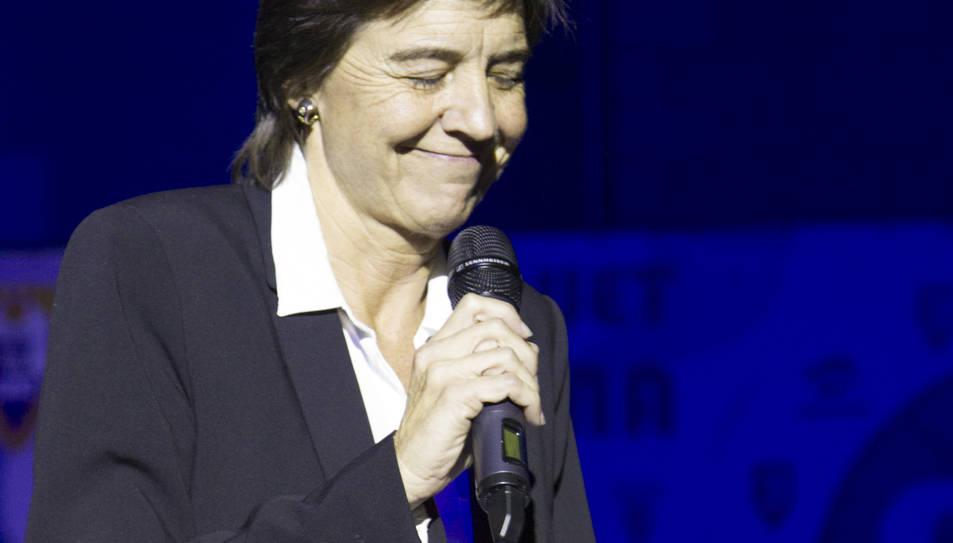 Loli Salas va participar en la decisió més dura del club.