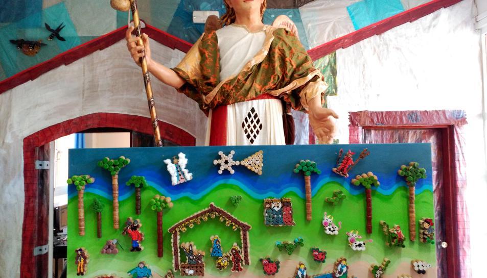 Per col·legis i instituts, el Sant Rafael va obtenir el primer guardó.
