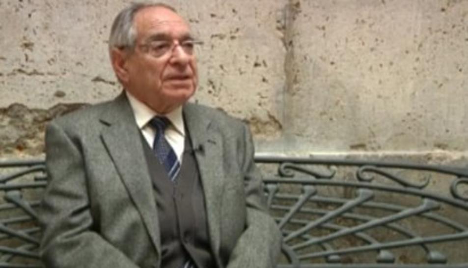Imatge d'arxiu de Josep Maria Ferré i Roig.