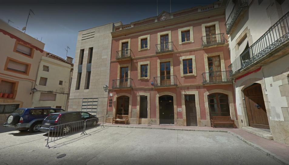 Imatge de l'Ajuntament del Catllar.