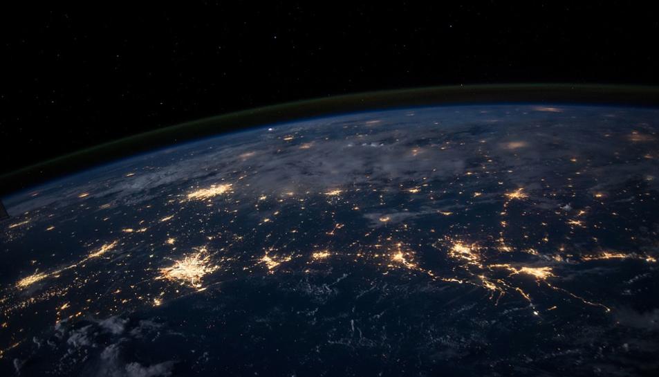 Imatge d'arxiu de la Terra.