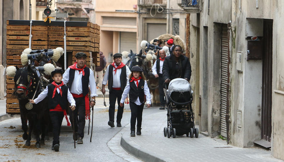 Els Tres Tombs de Valls