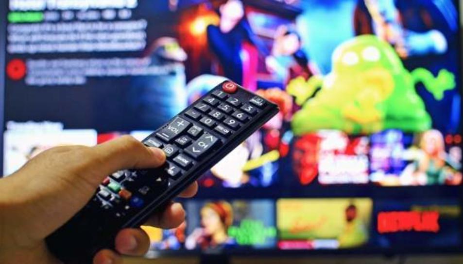 La plataforma de vídeos en streaming Netflix