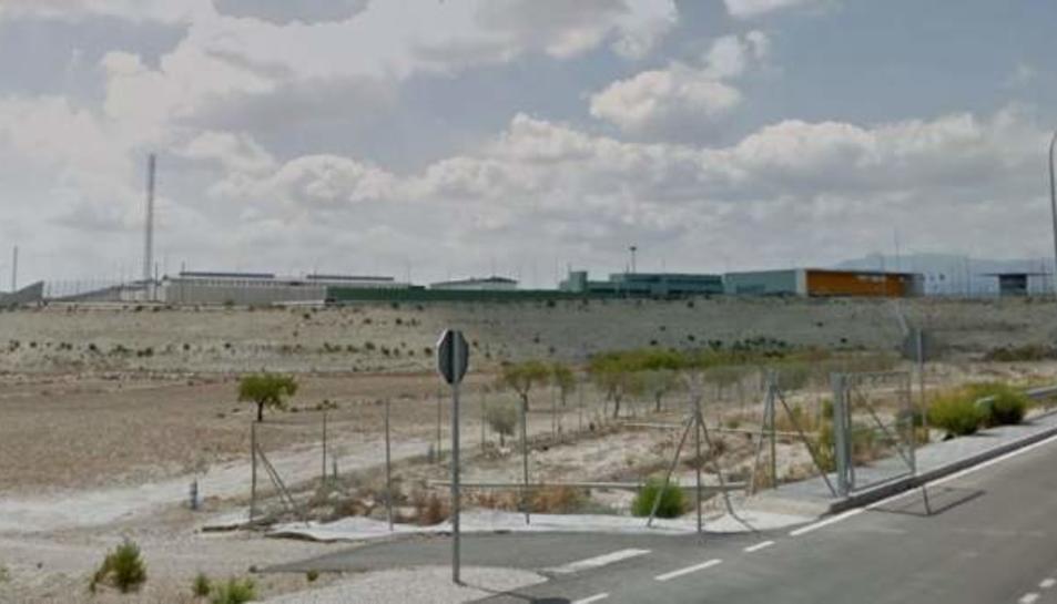 Imatge de la presó de Campos del Río, a Múrcia