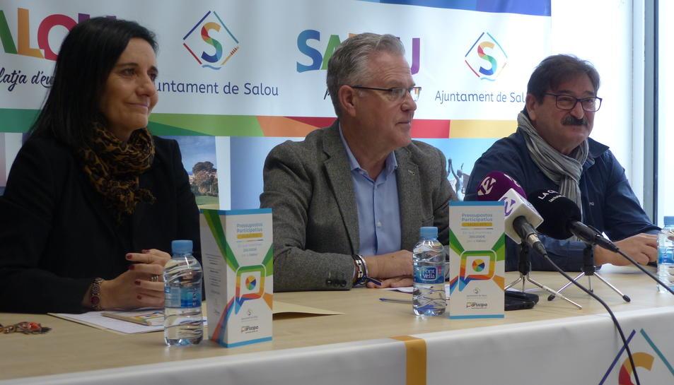 Presentació dels primers pressupostos participatius de Salou.