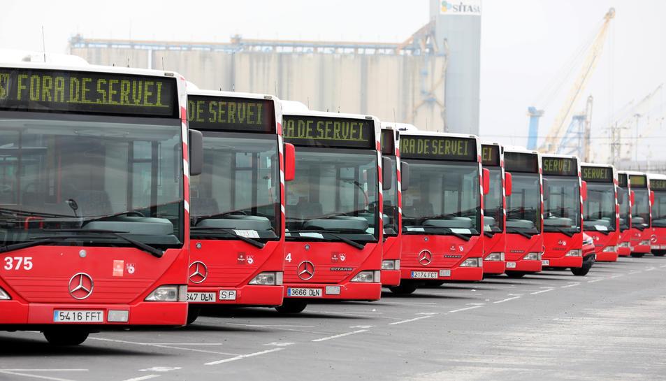Tarragona enceta el camí cap a la gratuïtat dels autobusos urbans.