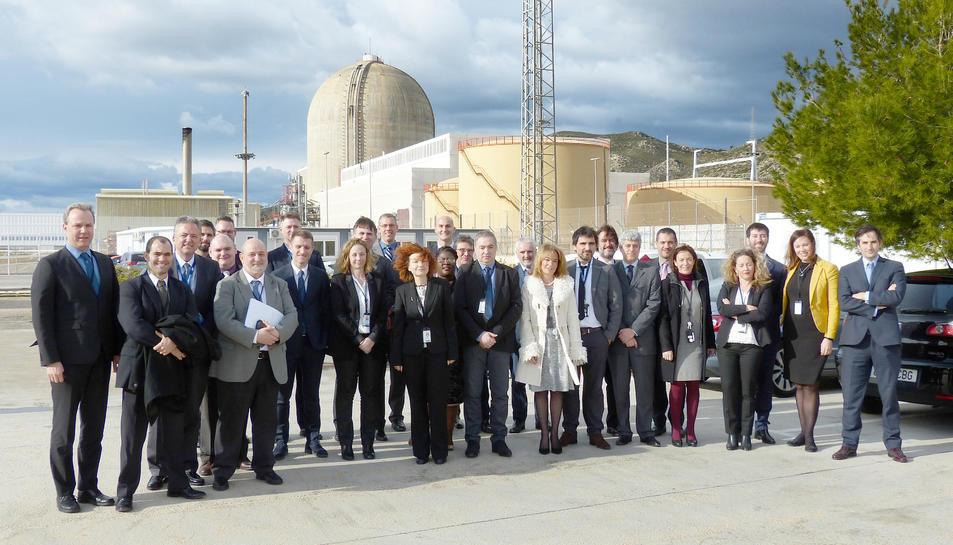 Experts de nou països han participat en la fase preliminar de la Missió SALTO.
