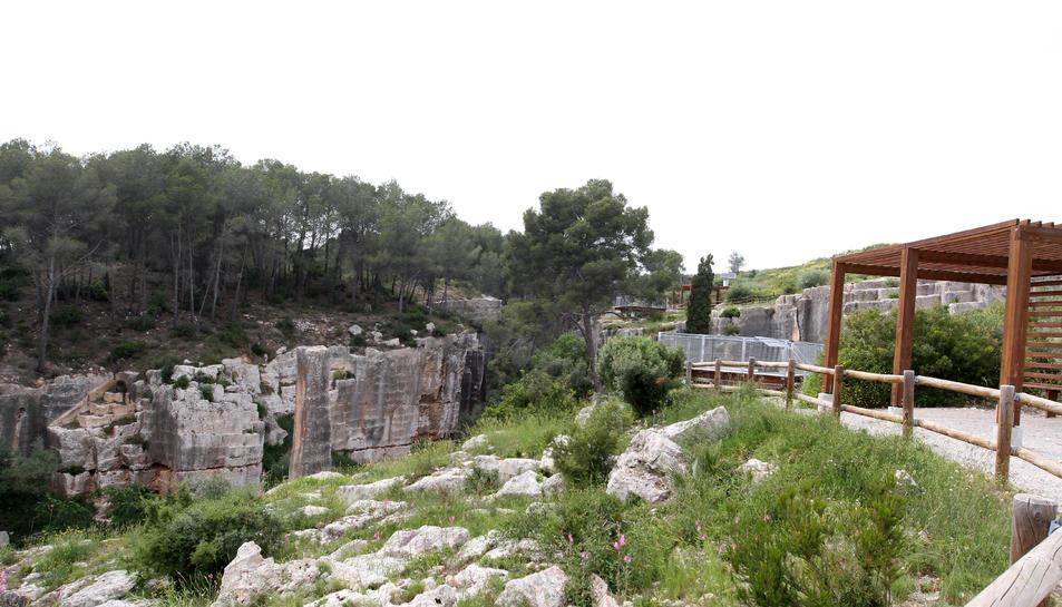 Abertis va invertir 1,5 milions d'euros en la restauració del Mèdol i va reobrir la pedrera el 2014.