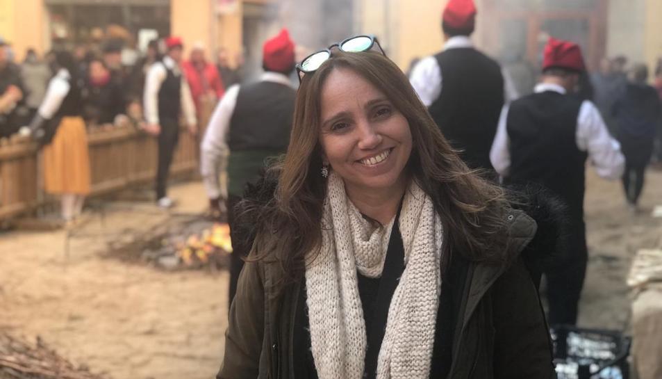 Lisbeth Moncada (45 anys)