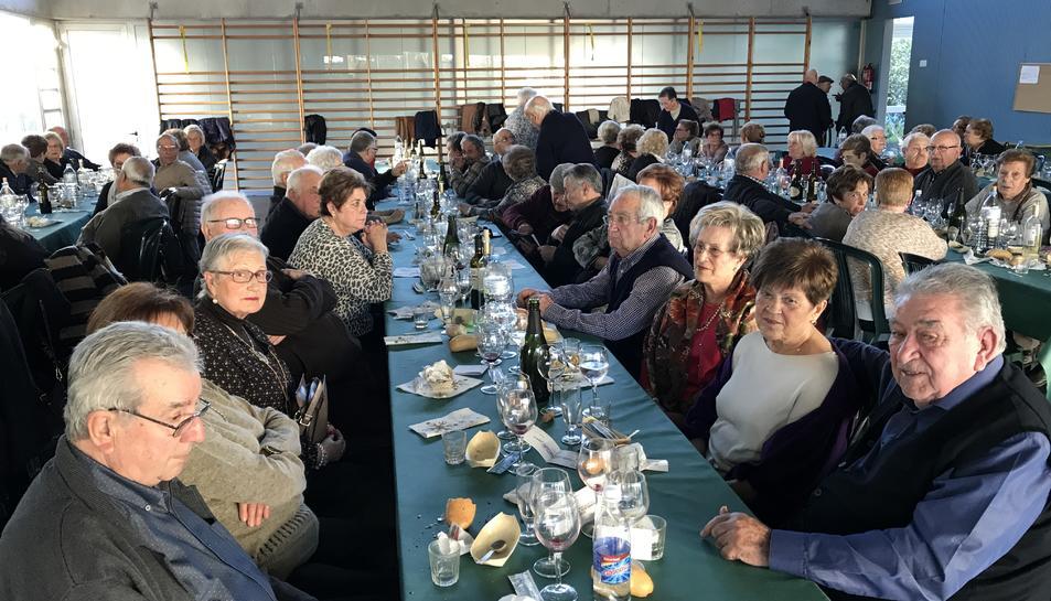 Imatge del Dinar d'Any Nou del Morell.