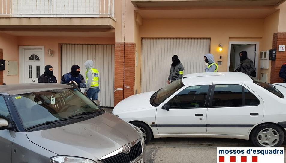 S'han fet cinc registres a Valls i dos a Reus.
