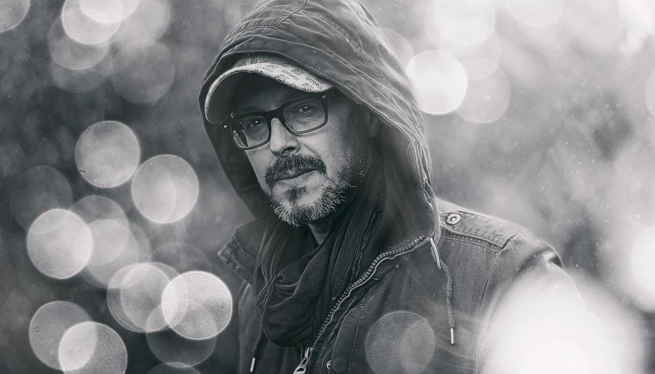 Carlos Sánchez, autor d'aquest disc.