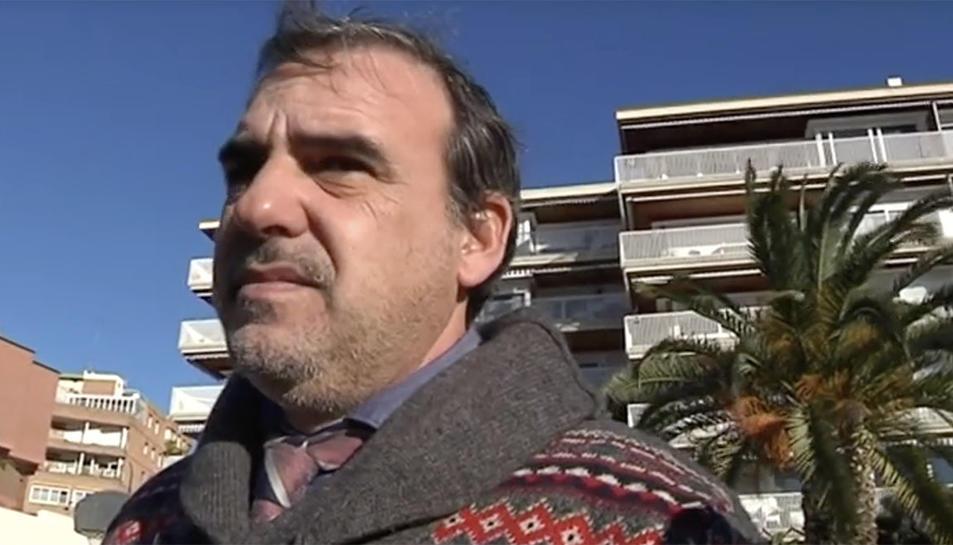 Ander Basterretxea no repetirà com a candidat del PSC a Vila-seca.