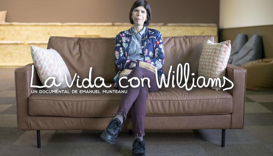 Imatge del cartell de 'La vida con Williams'-