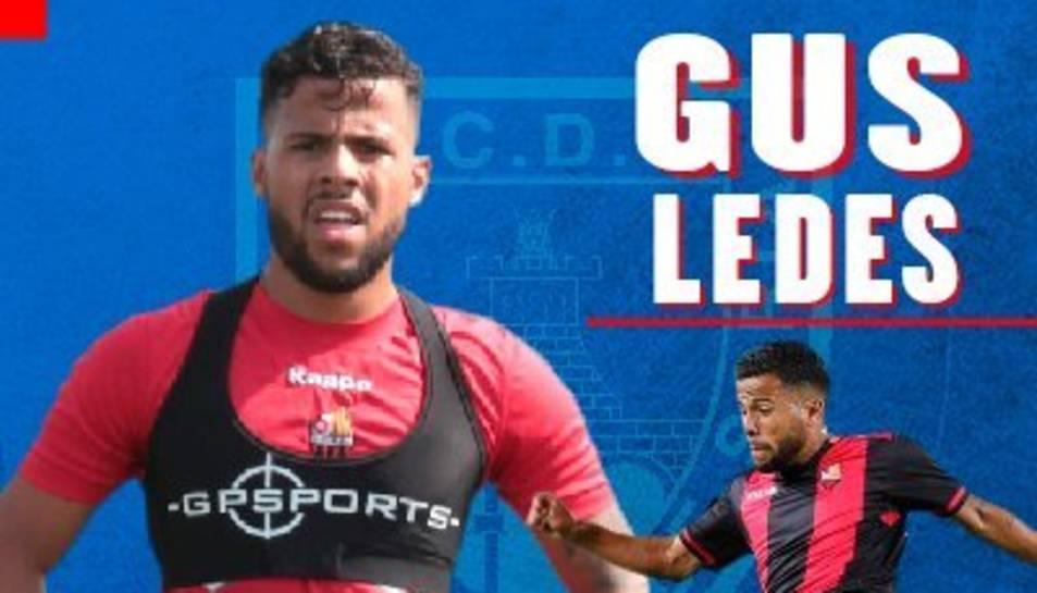 Gus Ledes estarà a les ordres d'un altre conegut a Reus, Aritz López Garai.