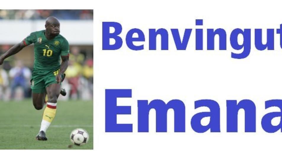 Emana s'incorporada al Badalona.