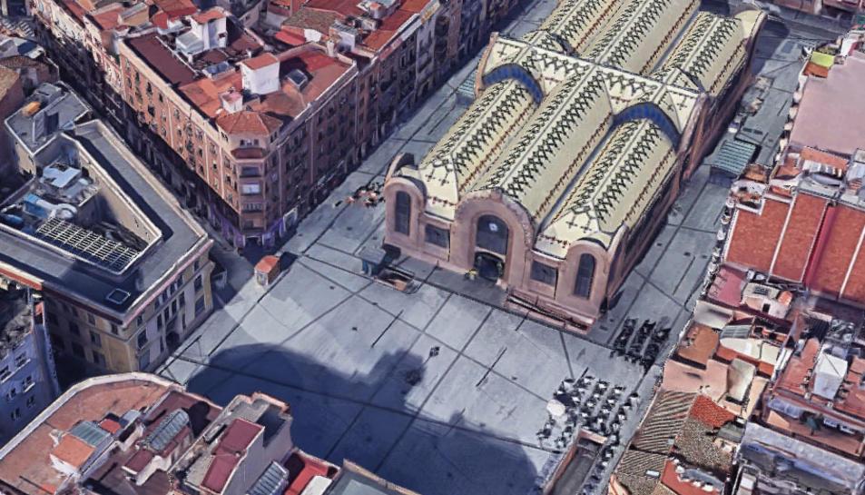 Els denunciats van ser localitzats a la plaça Corsini.