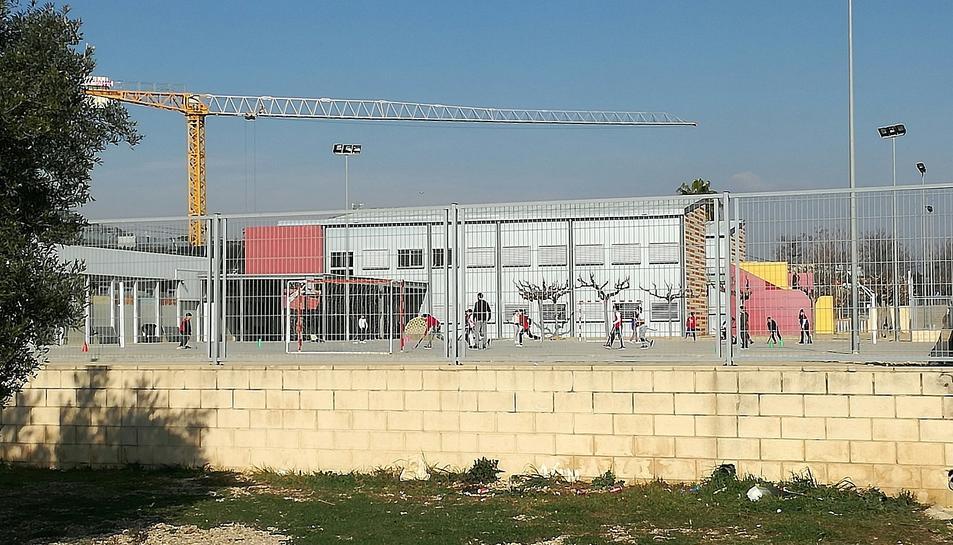 Imatge de l'escola Teresina Martorell.