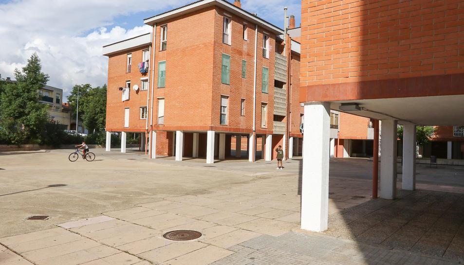 Mas Pellicer concentra gran part dels pisos de l'Agència d'Habitatge que han de servir pel lloguer social.
