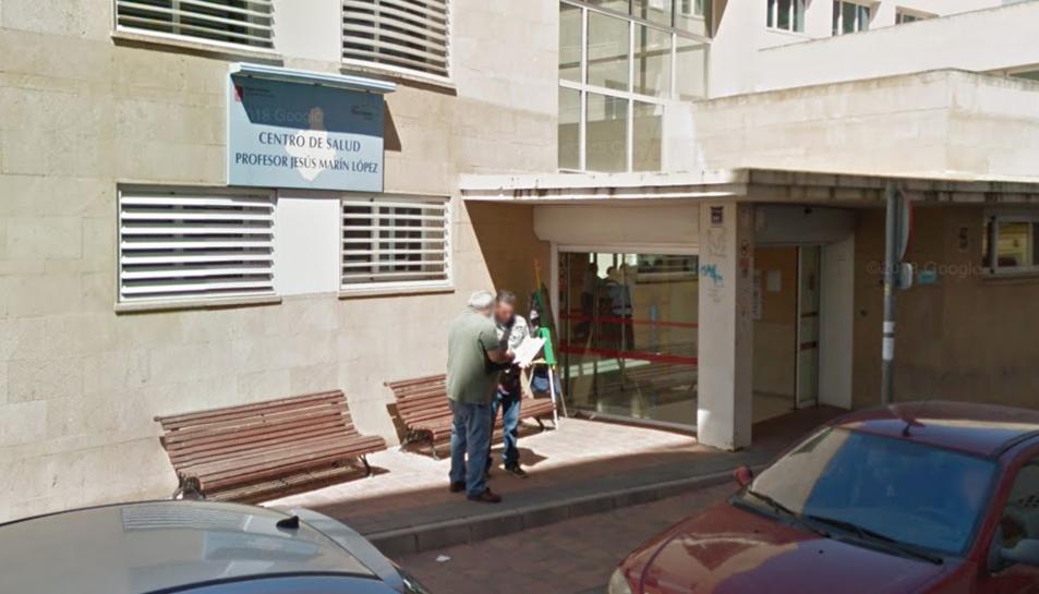 Imatge del centre de salut on van tenir lloc els fets.