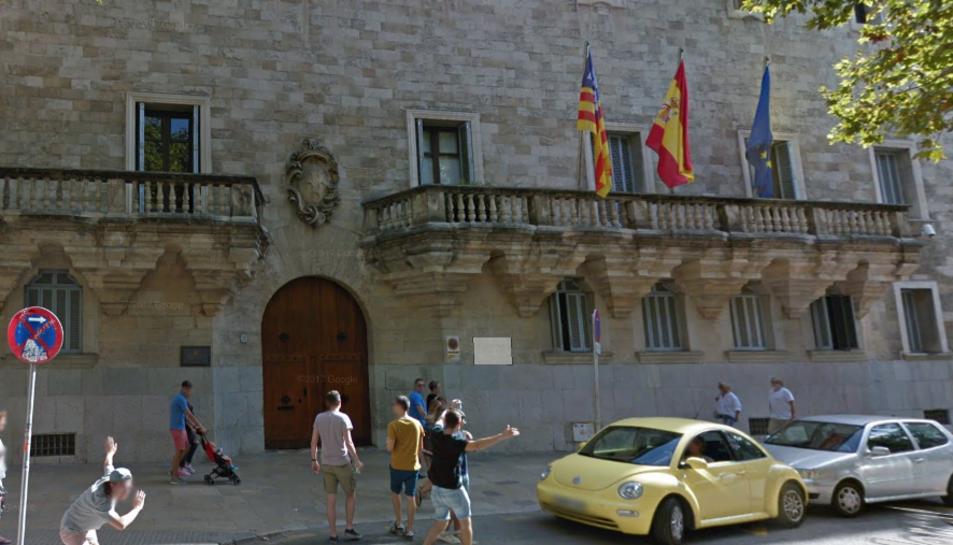 Imatge del TSJ de les Balears.