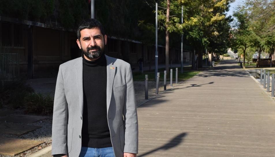El conseller Chakir El Homrani va visitar Tarragona el passat divendres.