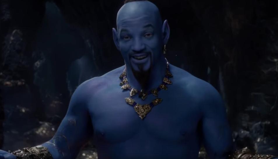 Will Smith en la seva primera aparició com a Geni.