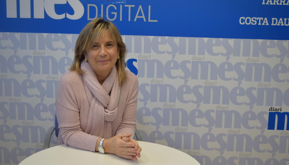 Alícia Navarro ha estat l'alma-mater de la comparsa.