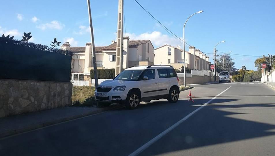 El succés ha passat al carrer Caus d'Altafulla.