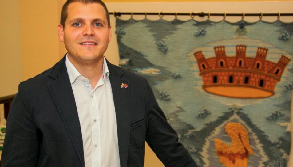 Robert Figueras és l'actual alcalde d'Alcover.