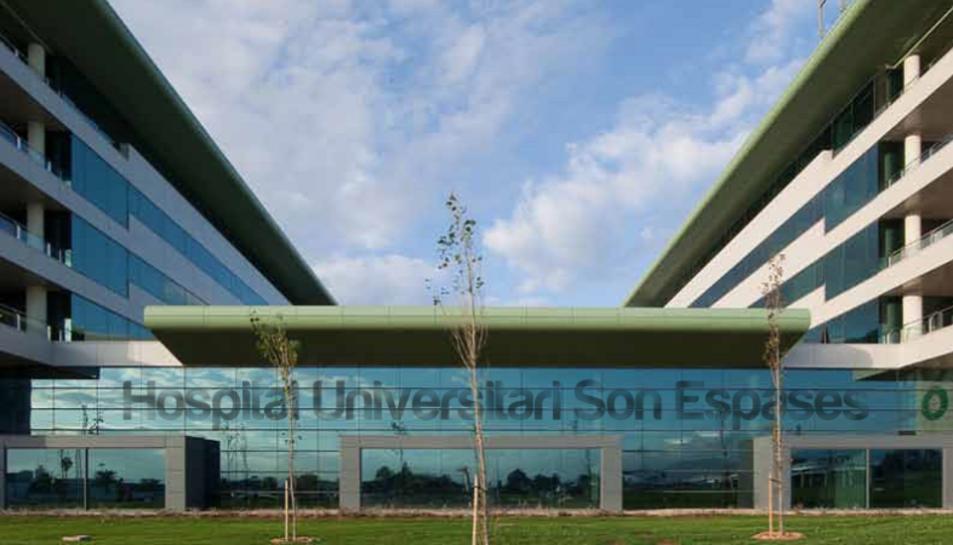 Tot dos van ser traslladats a l'Hospital Universitari de Son Espases.