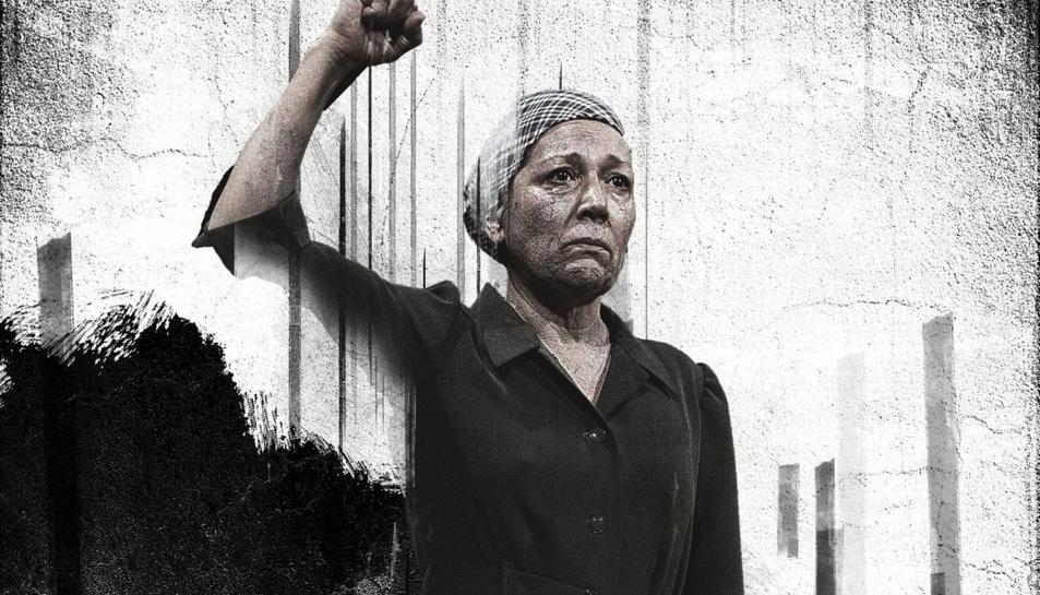 L'obra 'Memòria de les oblidades' recorda la història de quatre dones empresonades i enterrades a la fosa comuna