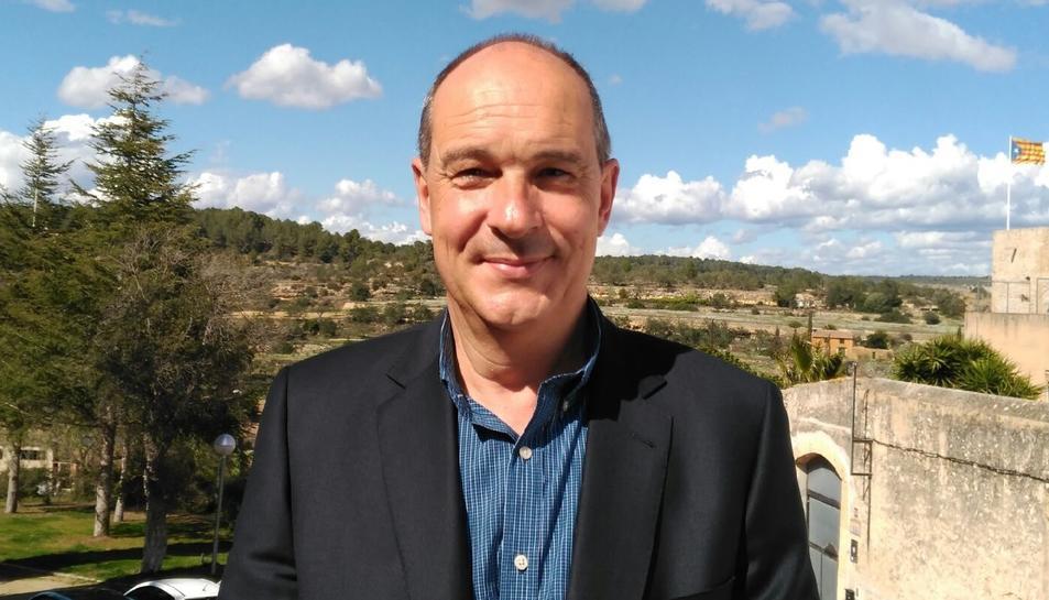 Joan Morlà, en una imatge d'arxiu.