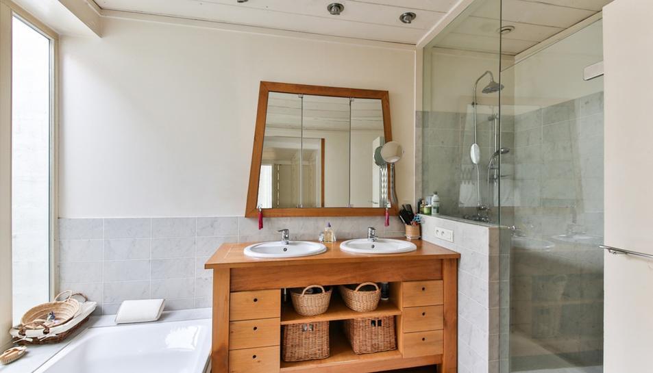 Propostes per crear un bany més elegant i modern