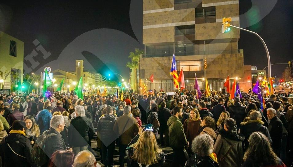 Manifestació multitudinària a Tarragona (II)