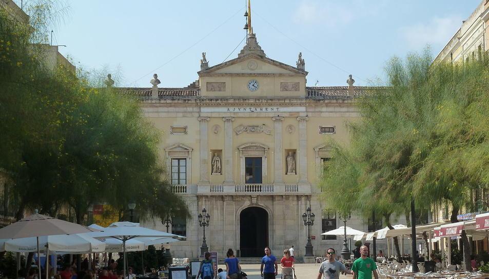 Imatge d'arxiu de l'Ajuntament de Tarragona.