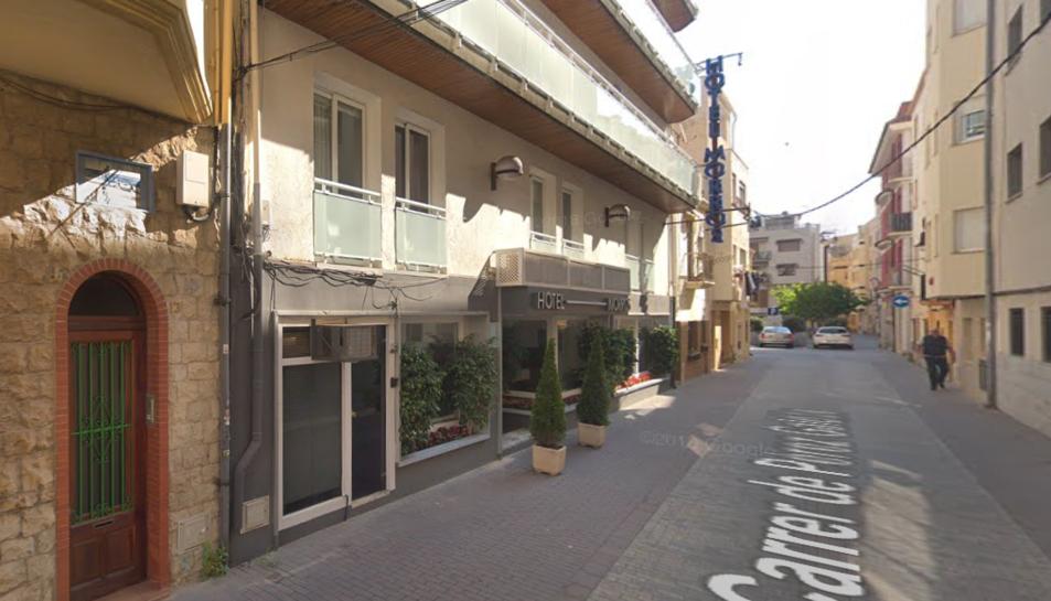 Els refugiats s'allotjaran durant diverses setmanes en un hotel de Torredembarra.