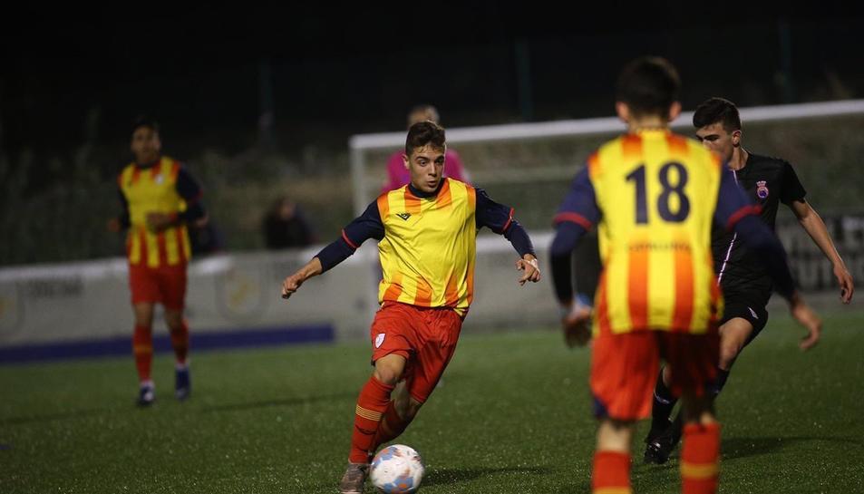 El partit sub-18 entre Catalunya i Castella La Manxa ha tancat la segona fase del torneig.