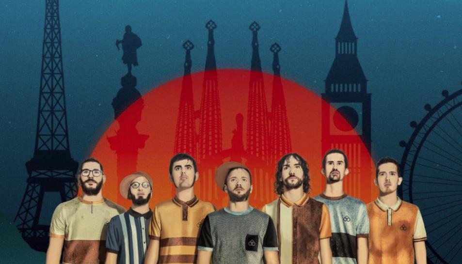 Oques Grasses presentarà el seu nou disc 'Fans del Sol'.