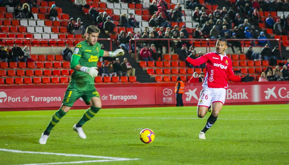 Luis Suárez, durant un partit
