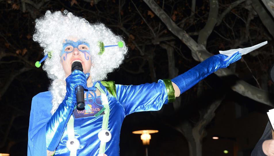 El Morell s'omple de llum, festa i color per Carnaval