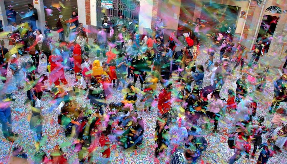 El Morell celebra el Carnaval 2019