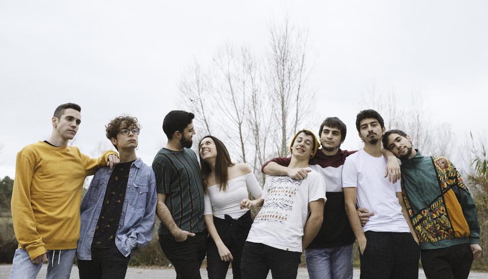 El grup JoKB en una foto de promoció del seu nou treball.