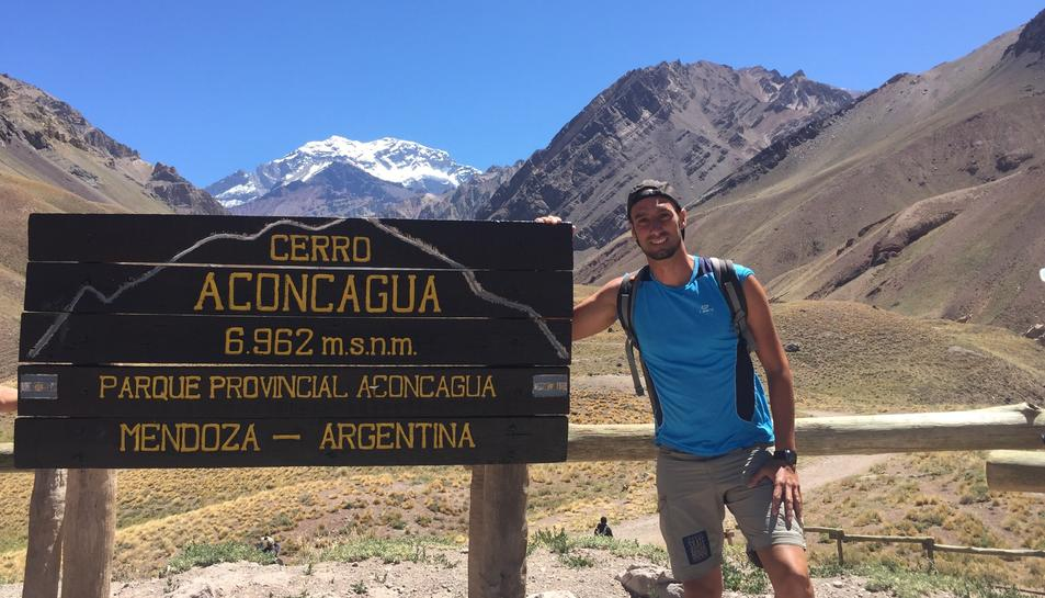 Manel Villalta es troba a Argentina actualment.