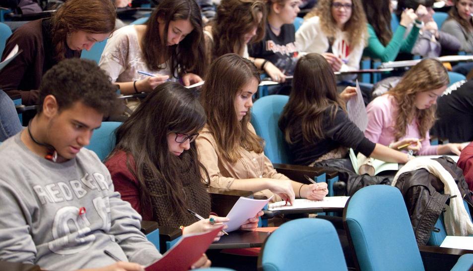 En l'activitat hi participenmés de 3.600 alumnes de 75 centres de Catalunya.