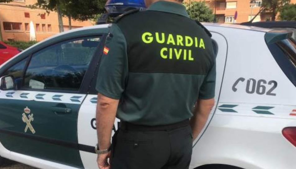 La Guàrdia Civil va descobrir el cadàver l'endemà i va comprovar que externament no presentava signes de violència.