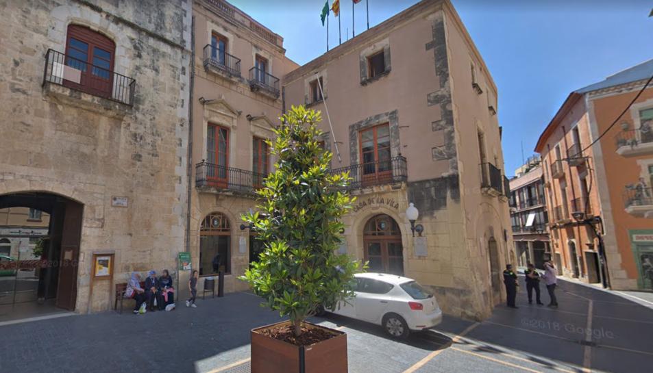 Imatge d'arxiu de l'Ajuntament del Vendrell.
