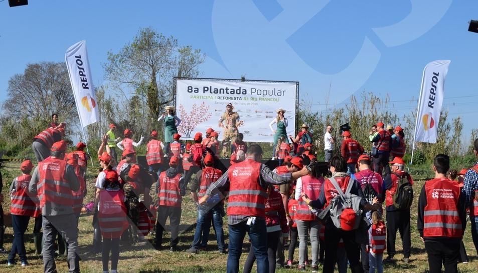 8a Plantada Popular al riu Francolí (IV)