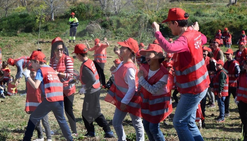 8a Plantada Popular al riu Francolí (III)