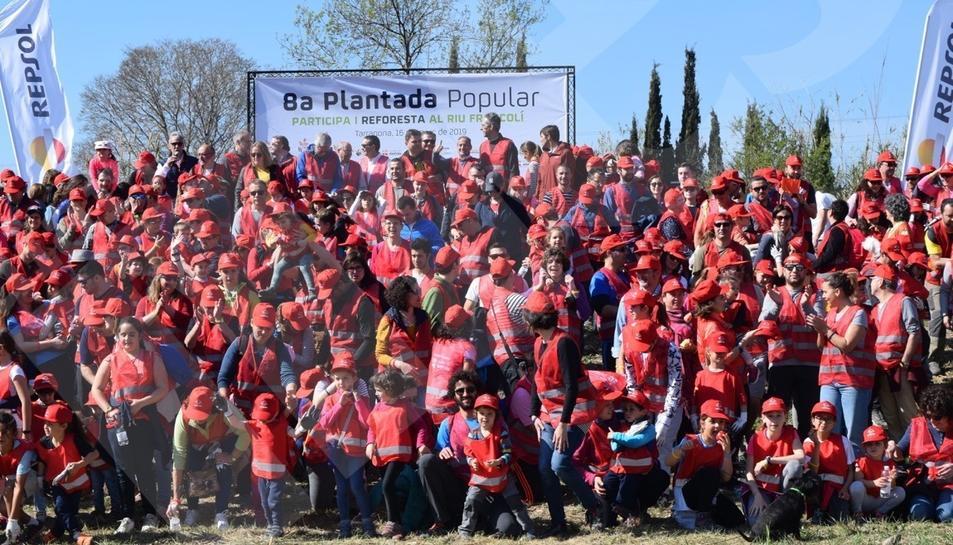 8a Plantada Popular al riu Francolí (II)